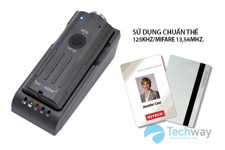 IDteck-TCR-200-card