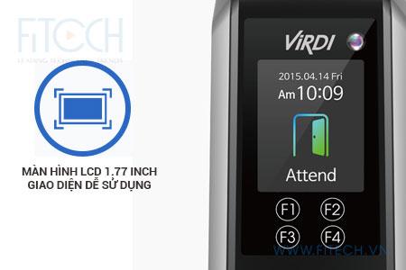 Virdi-AC-2200-display2