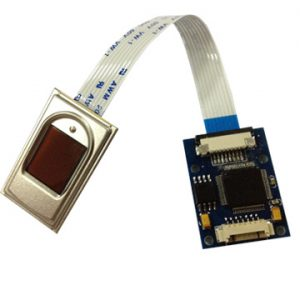 Capacative Fingerprint Scanner module