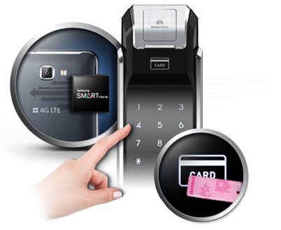 Samsung-SHS-P718-access