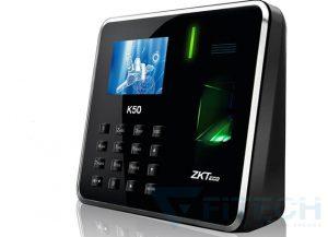 Bán máy chấm công Zkteco giá rẻ tại Hà Nội