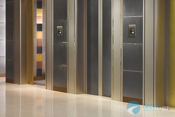 lắp kiểm soát thang máy tại fitech vn