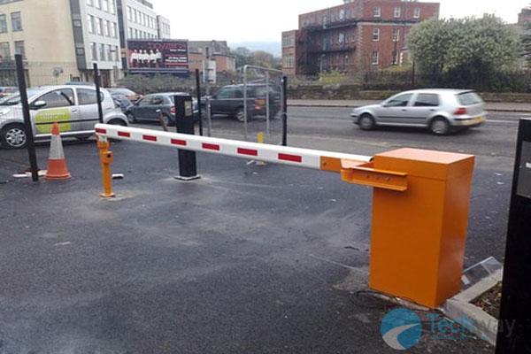 cổng barrier tự động