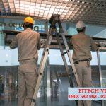 bảo trì hệ thống kiểm soát cửa