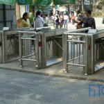 các thiết bị kiểm soát cổng