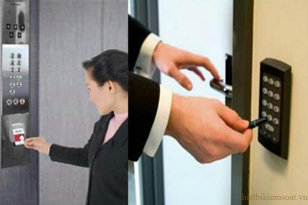 địa chỉ lắp kiểm soát thang máy