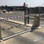 hệ thống cổng barrier tự động