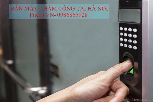 mua máy chấm công tại Hà Nội