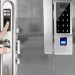 hệ thống khóa cửa điện tử