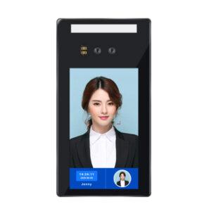 máy chấm công nhận diện khuôn mặt ZD420